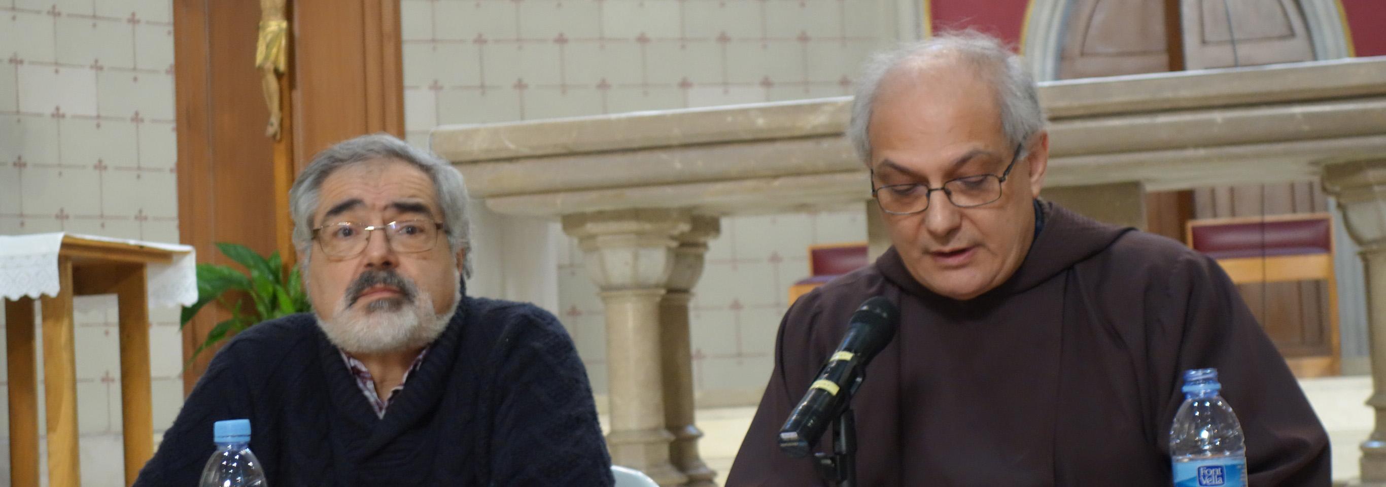 Eduard Sala i Josep Manuel Vallejo